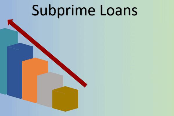 How Do I Get A Subprime Loan?