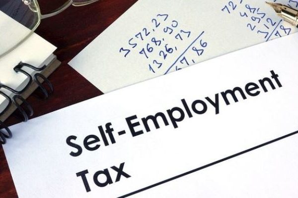 The Taxes for the Self Employeds